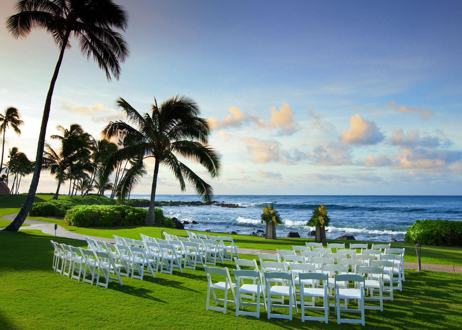 Kauai Beach Wedding - Ocean Cove Wedding