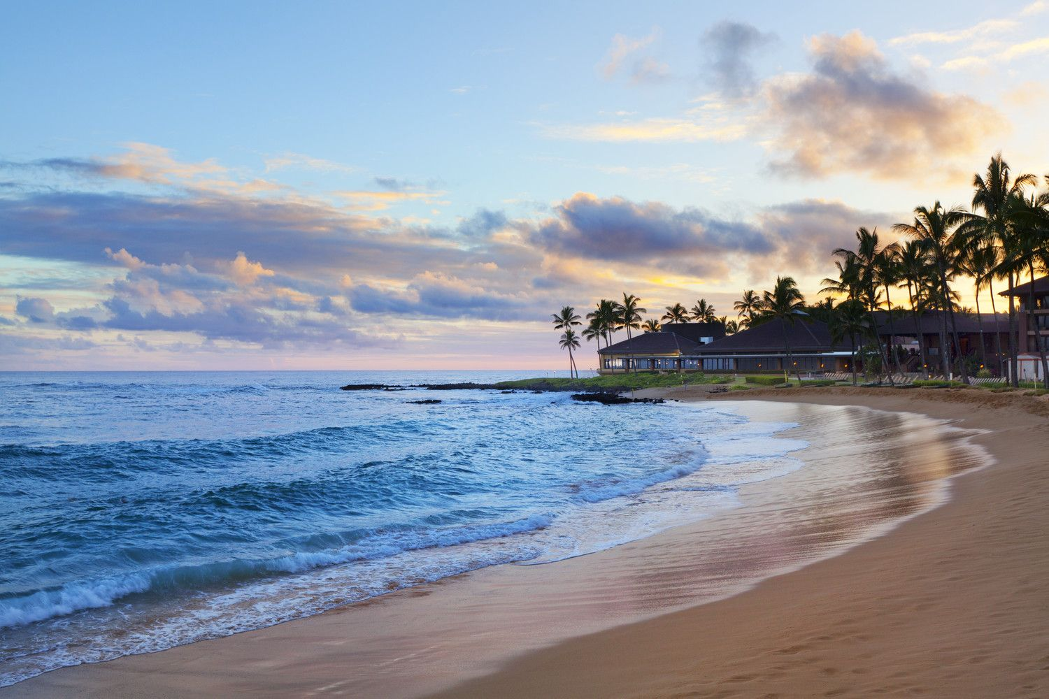Kauai Beach Wedding - Honeymoon Registry
